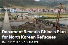 China Building Refugee Camps Along North Korean Border