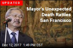 San Francisco's Mayor Dies Suddenly at 65
