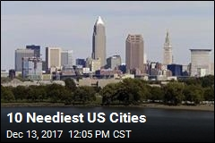 10 Neediest US Cities