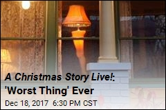A Christmas Story Live! Gets Slammed on Twitter