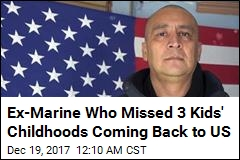 Deported Ex-Marine Wins 15-Year Fight to Return to US