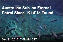 1st Allied Sub Lost in WWI Found on 13th Try