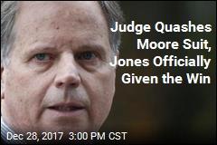 It's Official: Doug Jones Will Be Alabama's Next Senator