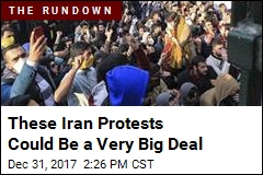 These Iran Protests Could Be a Very Big Deal