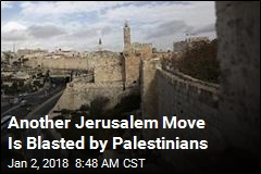 New Law Tightens Israel's Grip on Jerusalem