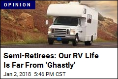 Semi-Retirees: Our RV Life More Common Than You Think
