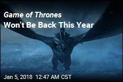 HBO Confirms 6-Episode Final Game of Thrones Season