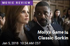 Molly's Game Is Classic Sorkin