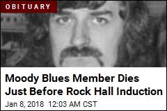 Moody Blues Founding Member Ray Thomas Dies