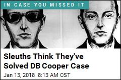 Investigators Say Coded Letter Cinches DB Cooper Case