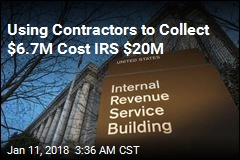 Watchdog Slams IRS Use of Private Debt Collectors