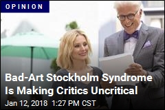 Bad-Art Stockholm Syndrome Is Making Critics Uncritical
