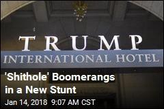 Trump's Vulgarity Boomerangs