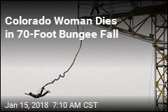 Colorado Woman Dies in 70-Foot Bungee Fall