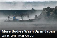More Bodies Wash Up in Japan