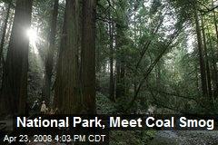 National Park, Meet Coal Smog
