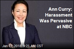 Ann Curry on Matt Lauer Allegations: 'Not Surprised'