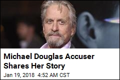 Michael Douglas Accuser Shares Her Story