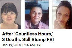 After 'Countless Hours,' 3 Deaths Still Stump FBI