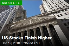 US Stocks Finish Higher