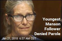 Youngest Manson Follower Denied Parole