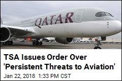 Over Terror Concerns, TSA Orders Extra Cargo Screening