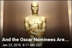 And the Oscar Nominees Are...