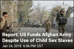 Report: US Fails to Punish Child Sex Abuse by Afghan Military