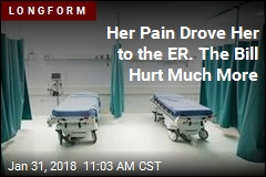 Her Pain Drove Her to the ER. The Bill Hurt Much More