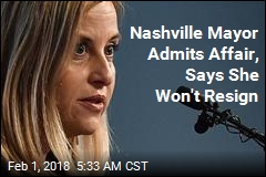 Nashville Mayor Admits Affair With Security Chief