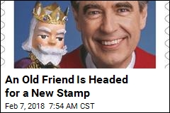 An Old Friend Is Headed for a New Stamp