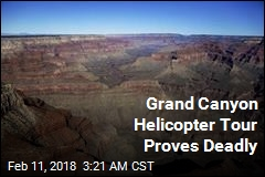 Grand Canyon Helicopter Tour Proves Deadly