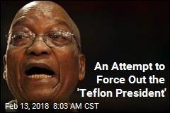 ANC Tells S. Africa Prez to Resign; 'Defiant' Zuma Says No