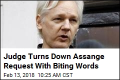 Assange's Latest Attempt to Leave Embassy Fails