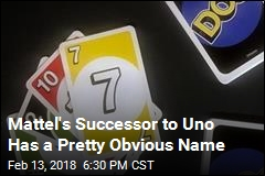 Mattel's Successor to Uno Has a Pretty Obvious Name