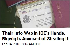 Complaint: ICE Lawyer Stole Immigrant IDs to Defraud Banks