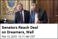 Senators Reach Deal on Dreamers, Wall