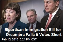 Senate Tries, Fails to Pass 4 Different Immigration Bills