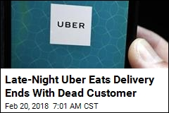 Late-Night Uber Eats Delivery Ends With Dead Customer