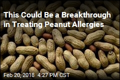 This Could Be a Breakthrough in Treating Peanut Allergies