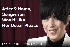 Songwriter Diane Warren Wants an Oscar Already