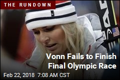 In Vonn's Last Race, Shiffrin Takes the Medal