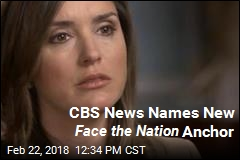 CBS Names Margaret Brennan as Face the Nation Anchor