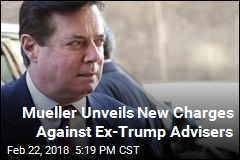 Mueller Unveils New Charges Against Ex-Trump Advisers