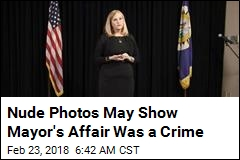 Nude Photos May Show Mayor's Affair Was A Crime