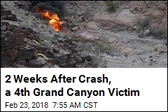 4th Tourist Dies After Grand Canyon Copter Crash