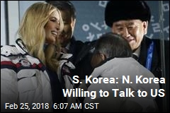 S. Korea: N. Korea Willing to Talk to US