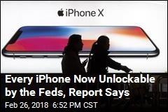 Government Likely Now Able To Unlock Any iPhone, Report Says