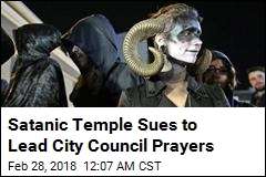 Satanic Temple Wants to Lead City Council Prayers