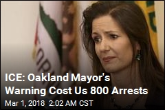 Oakland Mayor Warned Public of Coming Immigration Raid